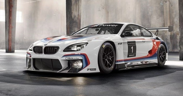 BMW M6 GT3: pistarde de l'extrême