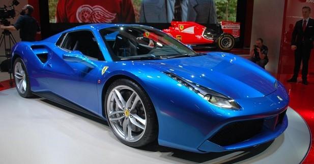 Ferrari 488 Spider: hyperventilation