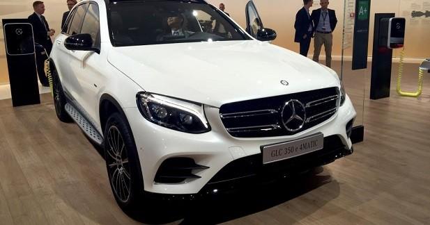 Mercedes GLC: le grand ménage