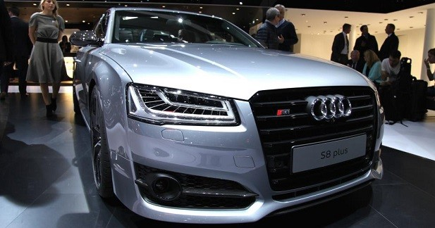 Audi S8 Plus : alias RS8