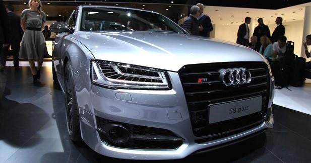 Audi S8 Plus: alias RS8