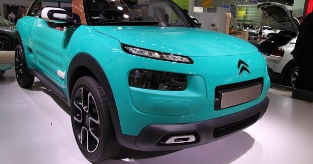 Citroën Cactus M: bientôt en série?