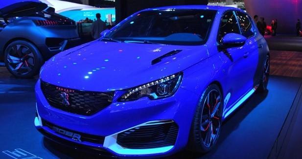 Peugeot 308 R Hybrid: fausse alerte