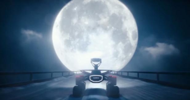 Audi: la technologie Quattro bientôt sur la lune