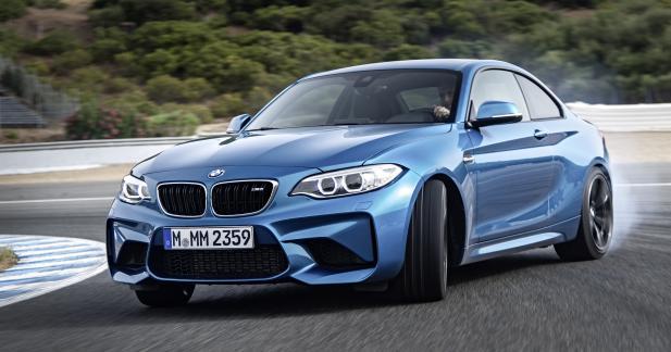 BMW M2 : A l'attaque des Audi RS3 et Mercedes A45 AMG