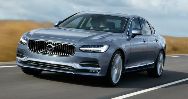 Volvo S90: intégrer les premiums une bonne fois pour toute
