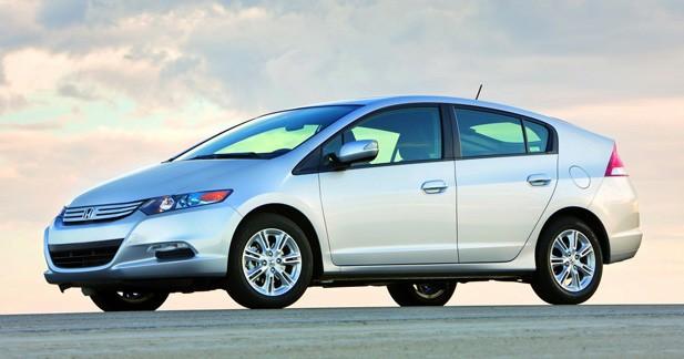 Voici la Honda Insight de série !