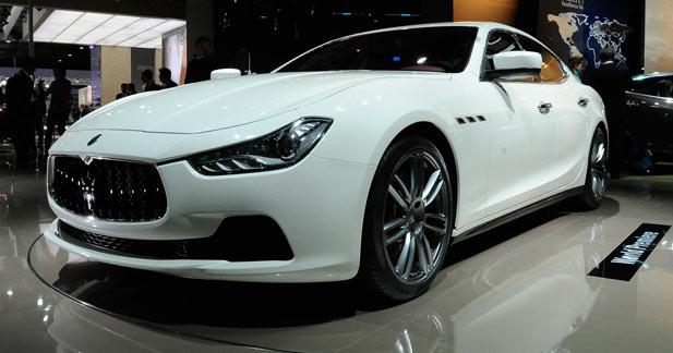 Maserati étend son réseau en France