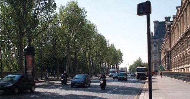 16 nouveaux radars à Paris en 2013 !