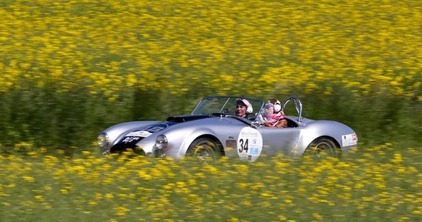 Le Rallye des Princesses, c'est ce weekend et il y aura des hommes!