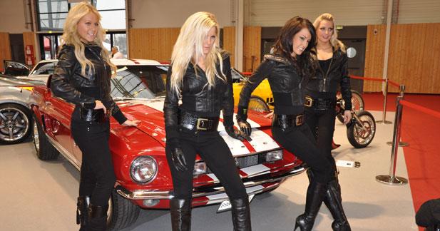 Les girls du PTS 2009