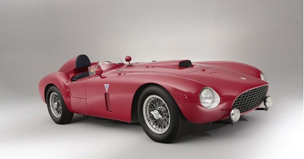 Une Ferrari 375-Plus vendue 18,3 millions de dollars