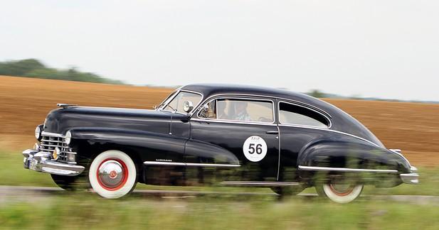 De nombreuses Cadillac seront présentes au 22ème Raid Bâle Paris