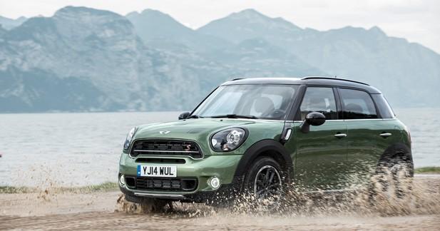 Vivez votre propre Dakar avec Mini