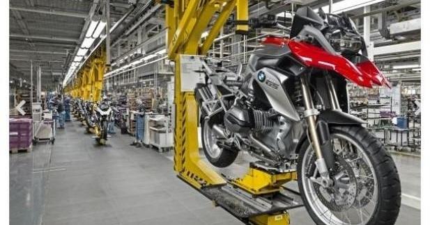 La 500 000è BMW GS vient de sortir des chaînes !