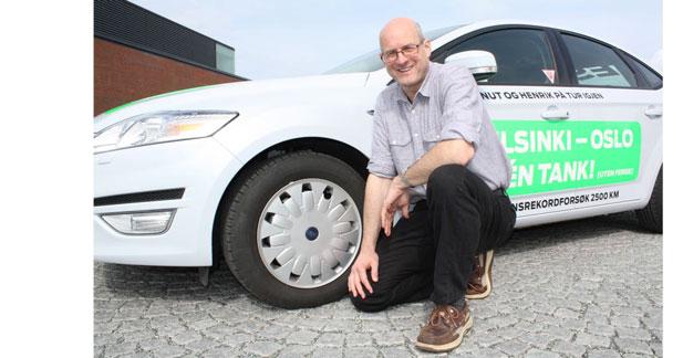 Un record de consommation avec des pneus Continental
