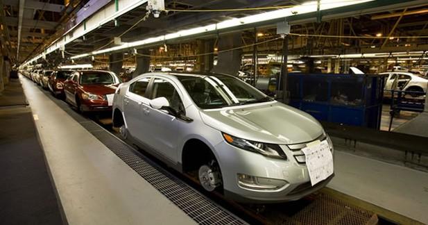 Record de ventes pour Chevrolet au premier semestre 2013
