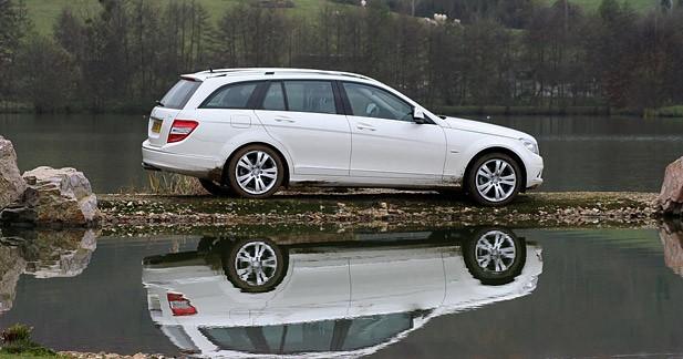 Moins de conso et de CO2 pour les Mercedes C200 et C350 CDI