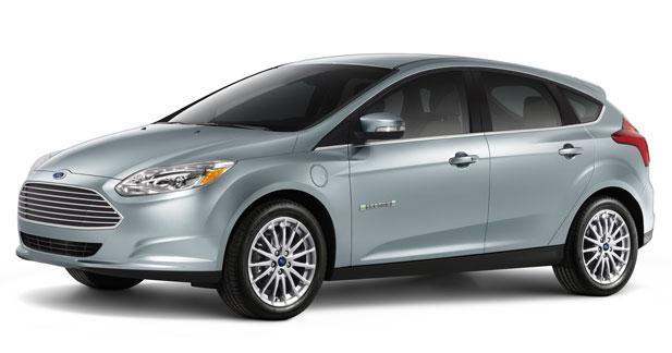 Ford va lancer 5 modèles électrifiés d'ici 2013