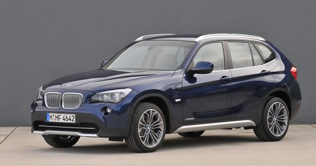 BMW X1 : la gamme moteurs s'élargit