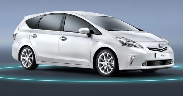 Toyota Prius + : plus chère mais plus plus complète que l'originale
