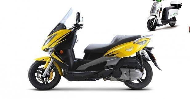 Les scooters Aeon de retour en France !