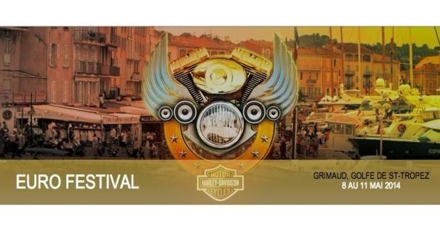 Harley-Davidson Euro Festival : le programme 2014