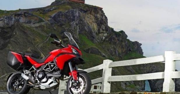 Ducati Multistrada 1200 : aide à la reprise + garantie 3 ans