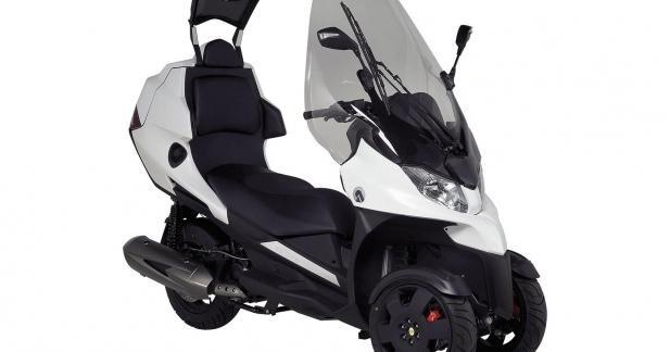 Adiva AD3 : le 3-roues à toit arrive en concession !