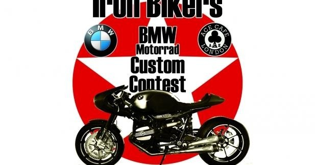 BMW s'associe aux Iron Bikers 2014