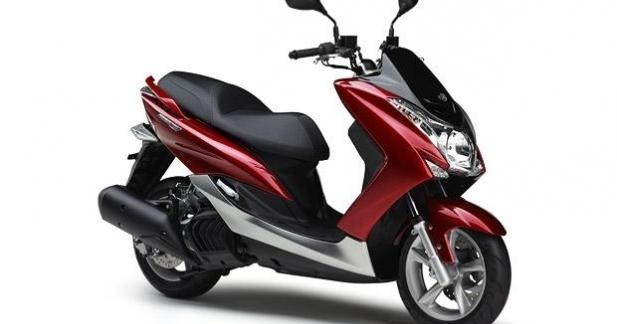 Yamaha 2014 : un nouveau Majesty 125 S pour juillet (vidéo)