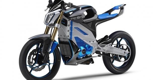 Yamaha va commercialiser des motos électriques en 2016