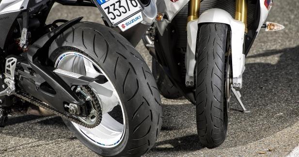 Pneu Metzeler Sportec M7 RR : élu par Motorrad