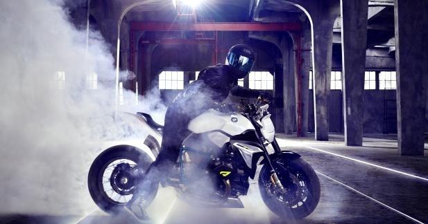 Concept BMW Roadster - Avec un R comme dans Revolution