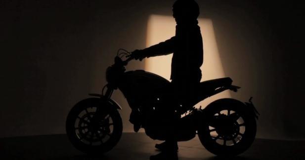 Ducati : le Scrambler 2015 en vidéo