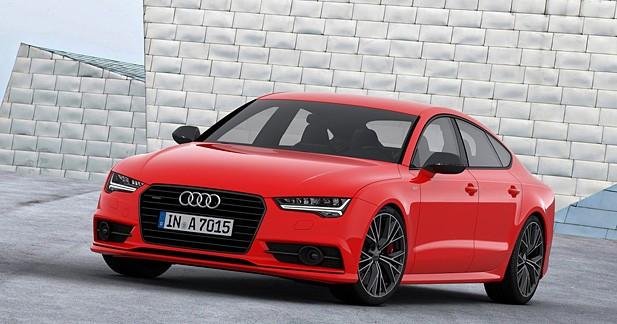 Audi A7 Sportback TDI Competition : Diesel de compète