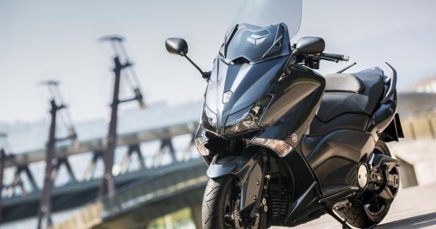 Yamaha T-Max 530 : baisse de tarif, mais plus de Traqueur