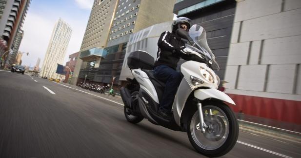 Yamaha 2015 : fini le Xenter 125 pour la France !
