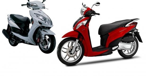 Kymco élargit sa gamme de scooter 125