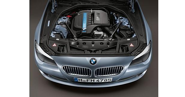 Série 5 Active Hybrid : l'électrique au service de la performance