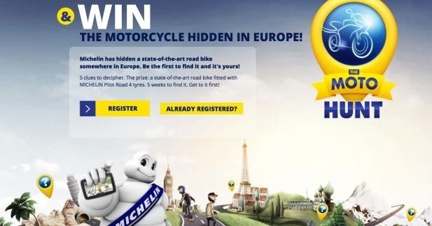 Jeu Michelin : gagnez un roadster équipé en Pilot Road 4