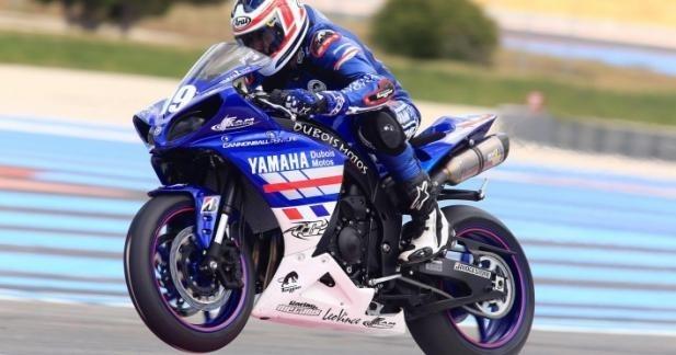 Les stages de pilotage de l'été par Yamaha et ses partenaires
