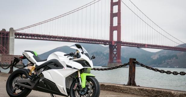 Energica Ego : nouvelle vidéo pour la superbike électrique italienne