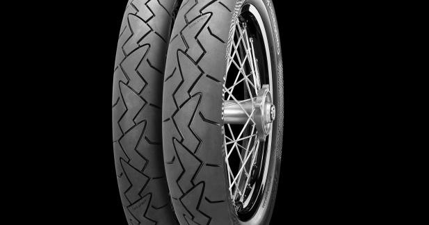 Conti Classic Attack : le pneu sportif pour les anciennes.