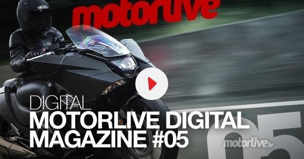 Motorlive Digital Mag N°5 à télécharger sur vos tablettes !