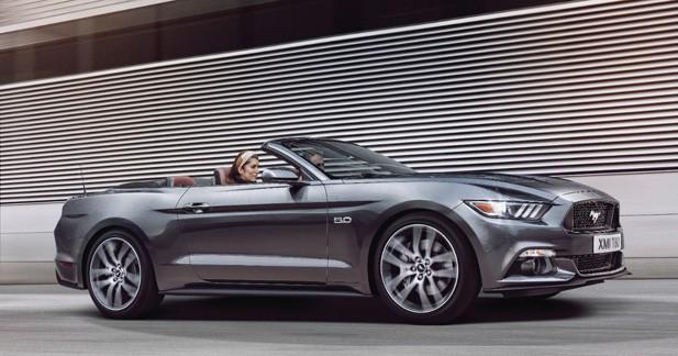 La ''muscle car'' la plus abordable de notre marché