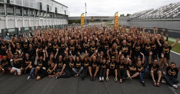 Les Pirelli Days fêtent leur 10 ans à Magny-Cours !