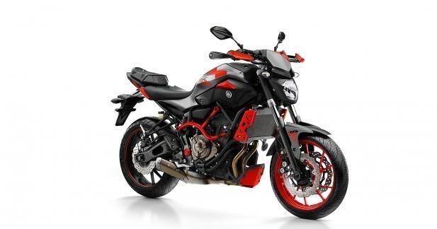 Tarif Yamaha MT-07 Moto Cage : 6 799 €