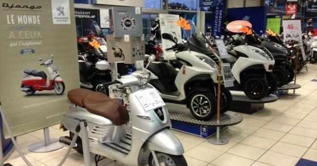 Peugeot Scooters-Mahindra : le réseau au Lion réagit