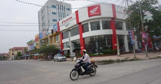 Honda ouvre une 3è usine au Vietnam